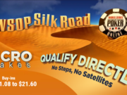 WSOP Silk Road - GGPoker