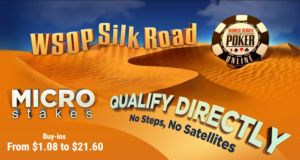 WSOP Silk Road - GGPoker