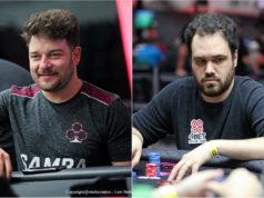 Fabiano Kovalski e Bernardo Dias