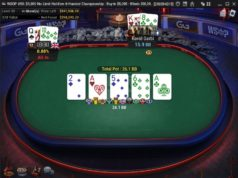 Ravid Garbi campeão do Evento #58 da WSOP Online