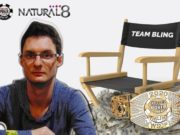 Marcelo Jakovljevic, novo membro do Team Bling do Natural8