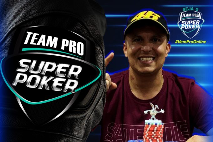 Júlio Dalla - SuperPoker Team Pro