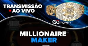 Transmissão do Millionaire Maker da WSOP Online