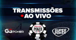 Serão transmitida duas mesas finais da WSOP Online neste domingo