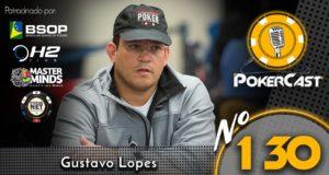Gustavo Vascão - Pokercast 130
