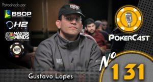 Gustavo Vascão - Pokercast 131