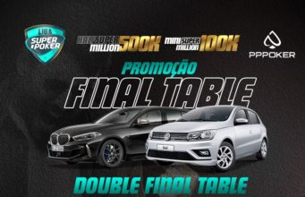 Double Final Table na Liga SuperPoker