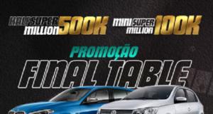 """Promoção """"Final Table"""" - Liga SuperPoker"""