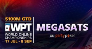 Mega Satélites WPT WOC - partypoker