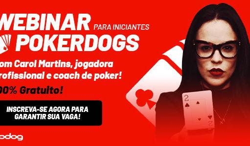 Bodog promove Webinar imperdível com Carol Martins