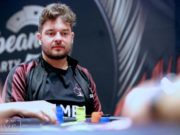 Fabiano Kovalski está entre os 24 classificados para o Dia 3 do Main Event do WPT Championship