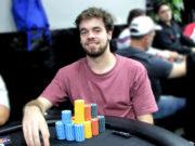 Felipe Pfeifer ficou muito perto do título do WCOOP