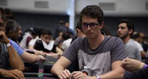 Bruno Volkmann alcançou a decisão do torneio em agosto