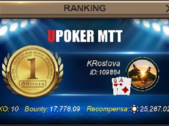"""KRostova"" cravou o Tuesday High Roller da Series UPoker"