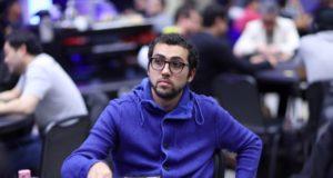 Rafael Moraes está entre os finalistas do Main Event Medium do WCOOP