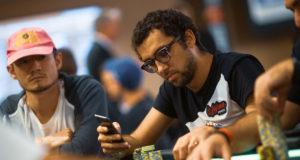 Rafael Moraes é o brasileiro que acumulou mais fichas para o Dia 3 do Main Event Medium do WCOOP