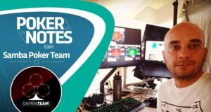 """Samba Poker Team: """"Como o poker mudou a minha vida"""", por Tiago Dobgenski"""