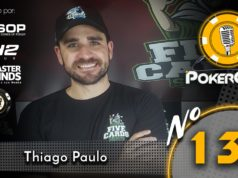 Thiago Paulo é convidado do Pokercast 135