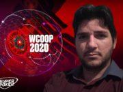 Maicon Almeida obteve um rendimento absurdo com título no WCOOP