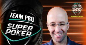 Alexandre Gava falou sobre sua trajetória na Semifinal do SuperPoker Team Pro