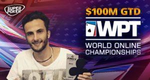 Victor Simionato conquistou resultado de peso nas mesas do partypoker