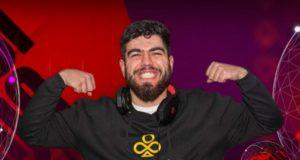 André Marques campeão do Main Event do WCOOP