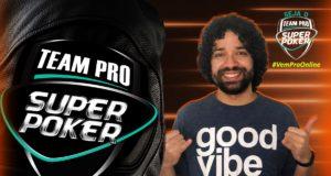 Felipe Ferraz é um dos seis finalistas do SuperPoker Team Pro