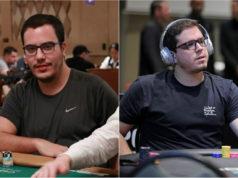 Eduardo Garla e Brunno Botteon fizeram bonito nos rankings da WSOP Online