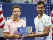 Bruno Soares e Mate Pavic venceram nas duplas do US Open