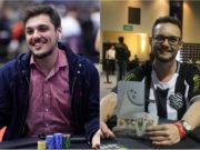 Thiago Grigoletti e Fellipe Drapichinski forraram nesta terça de WCOOP