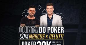 Poker Sertanejo com Marcos & Belutti terá noite de decisão nessa quinta (24)