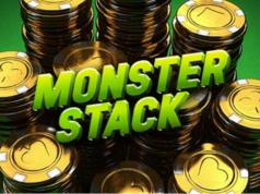Bodog está promovendo novo Monster Stack, de 9 de setembro a 16 de outubro