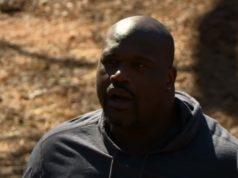 Shaquille O'Neal ficou boquiaberto ao ver sua casa na árvore