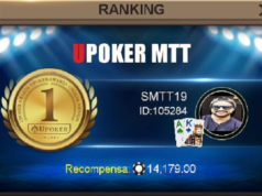 """SMTT19"" cravou o Monday Grand da Series UPoker"