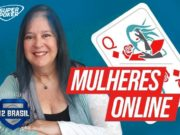 Tania Paris, campeã do Home Game para Mulheres da Liga Online H2 Brasil