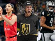Las Vegas se tornou a novidade em grandes ligas esportivas americanas