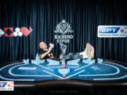 Anatoliy Zirin é campeão do EPT National Sochi