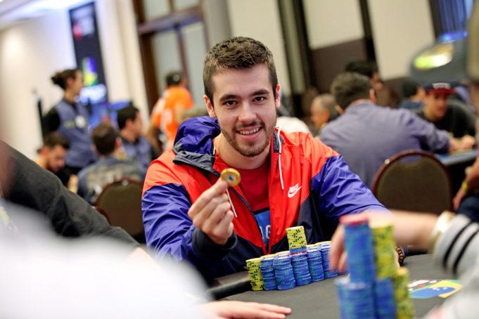 Dalton Hobold alcançou mais um grande resultado na série do PokerStars