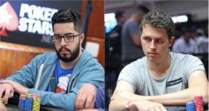 Eder Campana e Bruno Volkmann ficaram alcançaram a decisão do Evento #167 da Bounty Builder Series