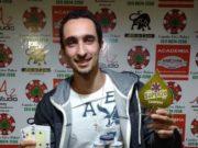 Lúcio Lima levou mais um resultado em uma série do PokerStars