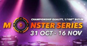 Monster Series começa amanhã com grandes torneios