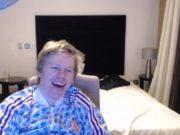 Spraggy só pôde rir após fazer uma crueldade no PokerStars
