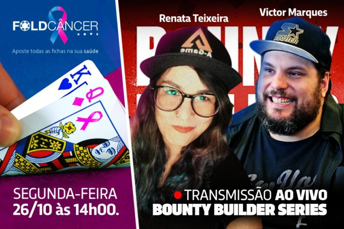 Transmissão da Bounty Builder Series terá participação de Renata Teixeira