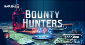 Bounty Hunter Series agitou o fim de semana do Natural8