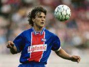 David Ginola foi um dos grandes nomes do futebol francês nos anos 90