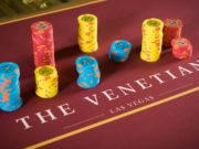 Venetian está recebendo bom público nesse retorno de torneios