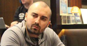 Atanas Pavlov levou mais de US$ 20 mil com a vitória