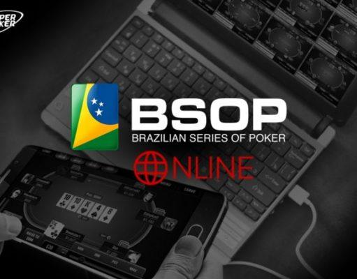 Satélites para o BSOP Online iniciam por apenas US$ 1,10