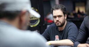 Bernardo Dias foi o melhor representante brasileiro no The Venom PKO