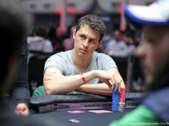 Bruno Volkmann alcançou a quarta mesa final de Super MILLION$